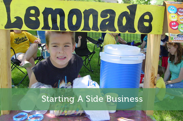 Starting A Side Business