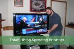 Establishing Spending Priorities