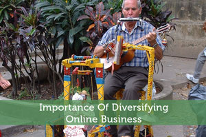 Importance Of Diversifying Online Business
