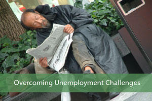 Overcoming Unemployment Challenges