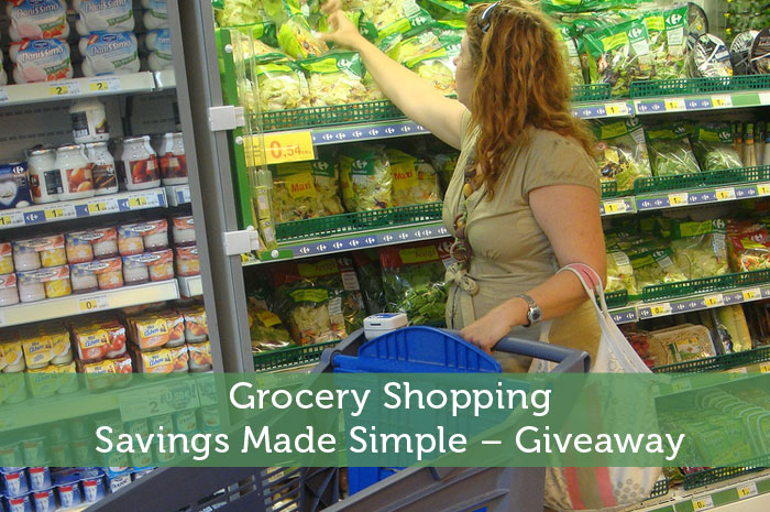 Grocery Shopping Savings Made Simple – Giveaway