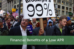 Financial Benefits of a Low APR