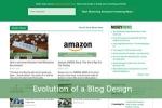 Evolution of a Blog Design