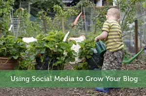 Using Social Media to Grow Your Blog