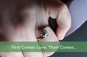 First Comes Love, Then Comes...