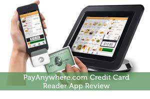 PayAnywhere.com Credit Card Reader App Review