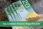 Top Canadian Finance Blogs Poll 2014