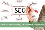 How to Save Money on Internet Marketing