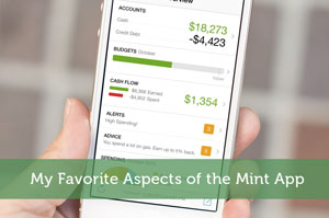 My Favorite Aspects of the Mint App
