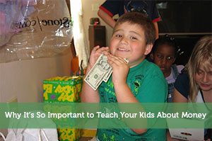 Why It's So Important to Teach Your Kids About Money