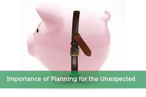 Importance of Planning for the Unexpected