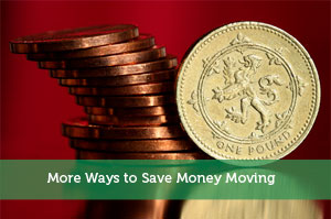 More Ways to Save Money Moving
