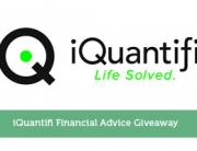 iQuantifi Financial Advice Giveaway