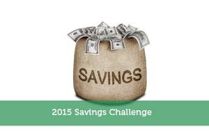 2015 Savings Challenge