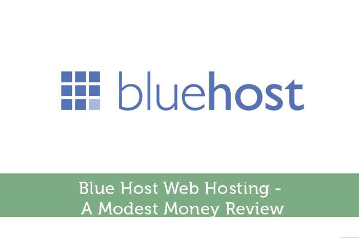 Blue Host Web Hosting – A Modest Money Review