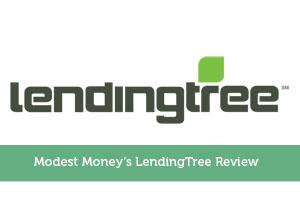 Modest Money's LendingTree Review
