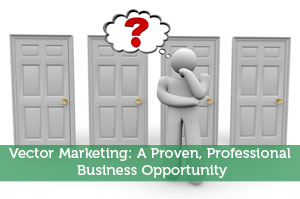 Vector Marketing: A Proven, Professional Business Opportunity