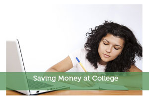 Saving Money at College
