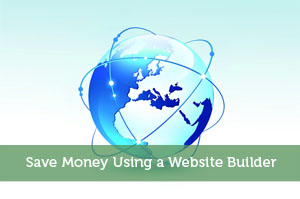 Save Money Using a Website Builder