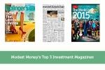 Modest Money's Top 3 Investment Magazines