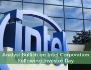 Analyst Bullish on Intel Corporation Following Investor Day