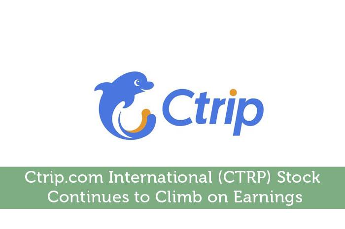 Ctrp stock options
