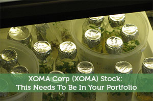 XOMA Corp (XOMA) Stock: This Needs To Be In Your Portfolio