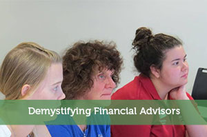 Demystifying Financial Advisors