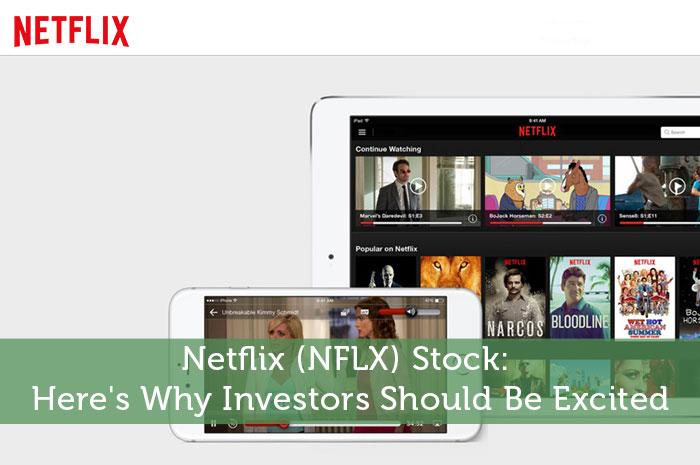 Stock options netflix
