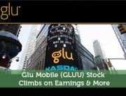 Glu Mobile (GLUU) Stock Climbs on Earnings & More
