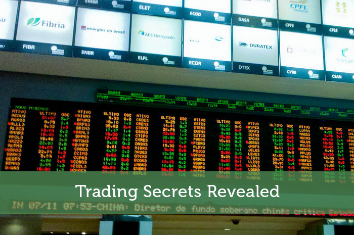 Trading Secrets Revealed