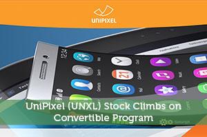 UniPixel (UNXL) Stock Climbs on Convertible Program