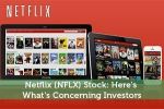 Netflix (NFLX) Stock: Here's What's Concerning Investors