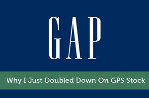 Why I Just Doubled Down On GPS Stock