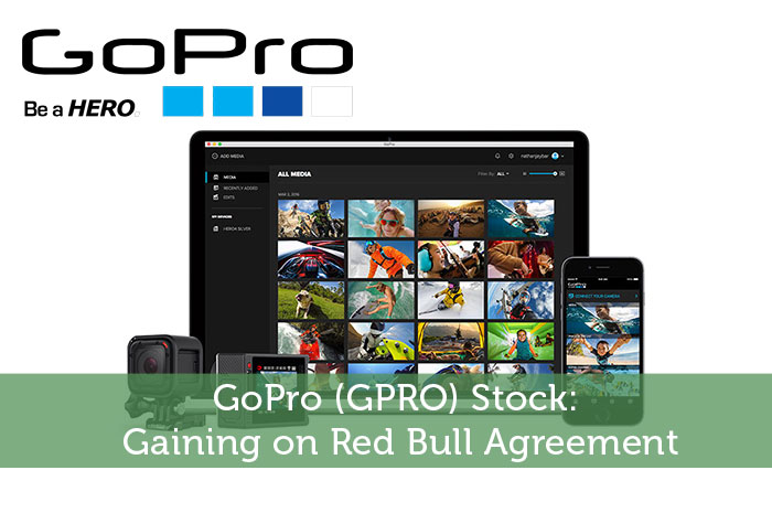 GoPro (GPRO) Stock: Gaining on Red Bull Agreement