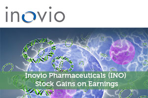 Inovio Pharmaceuticals (INO) Stock Gains on Earnings