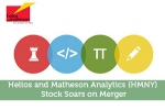Helios and Matheson Analytics (HMNY) Stock Soars on Merger