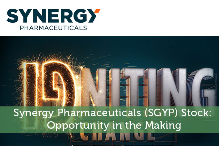 Synergy Pharmaceuticals (SGYP) Stock: Opportunity in the Making