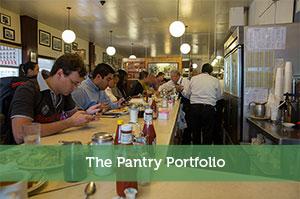 The Pantry Portfolio