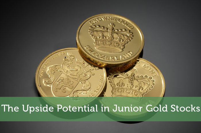 The Upside Potential in Junior Gold Stocks