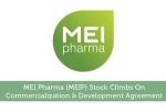 MEI Pharma (MEIP) Stock Climbs On Commercialization & Development Agreement