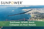 SunPower (SPWR) Stock: Collapses on Poor Results