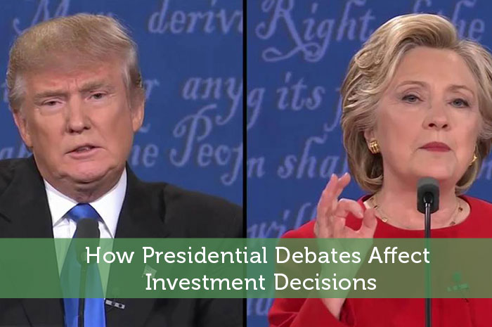 How Presidential Debates Affect Investment Decisions