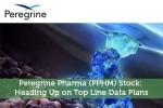 Peregrine Pharma (PPHM) Stock: Heading Up on Top Line Data Plans