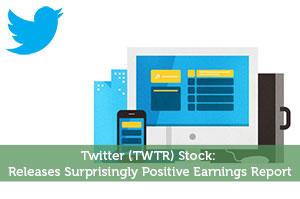 Twitter (TWTR) Stock: Releases Surprisingly Positive Earnings Report