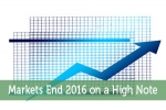 Markets End 2016 on a High Note