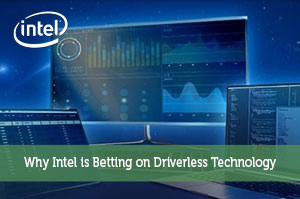Why Intel is Betting on Driverless Technology