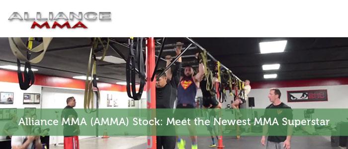 modestmoney.com - Kenny Soulstring - Alliance MMA (AMMA) Stock: Meet the Newest MMA Superstar