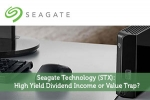 Seagate Technology (STX): High Yield Dividend Income or Value Trap?