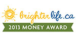 Brighter Life Money Award